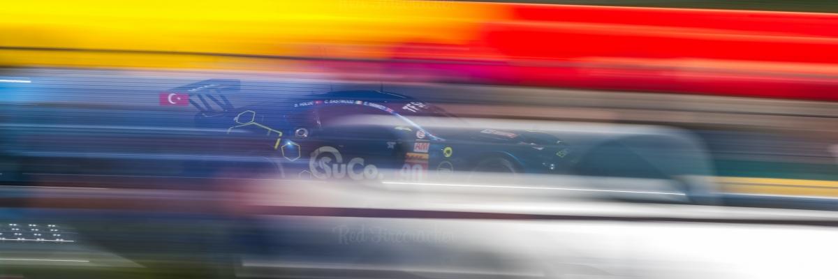 No 90 TF Sport Aston Martin Vantage GTE Am, FIA WEC Spa Francorchamps 2018