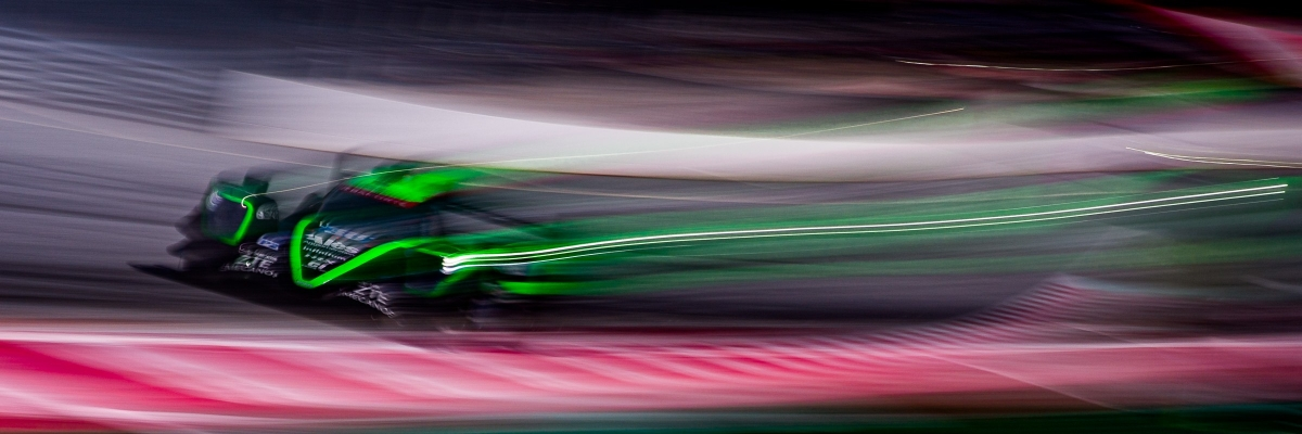 Colours Of Speed